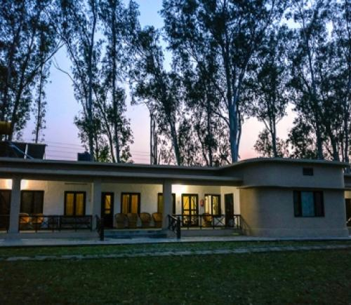 Dhikala New Forest Resort House