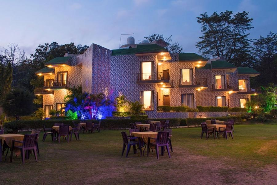 Best 4 Star resorts in Corbett