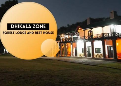 Dhikala Zone Forest Lodge and Rest House