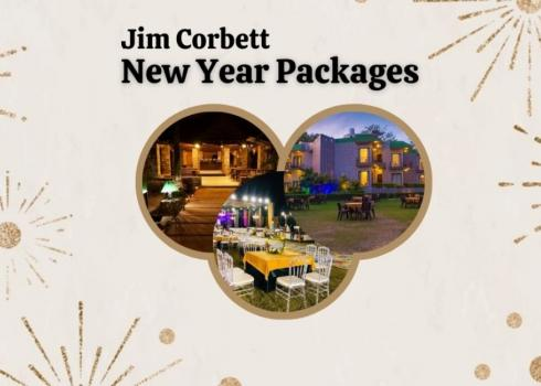 Jim Corbett New Year packages
