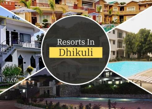 Resorts In Dhikuli