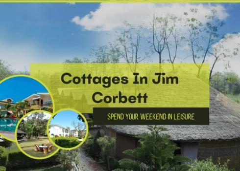 Cottages In Jim Corbett