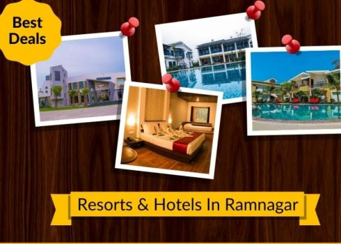 Resorts And Hotels In Ramnagar