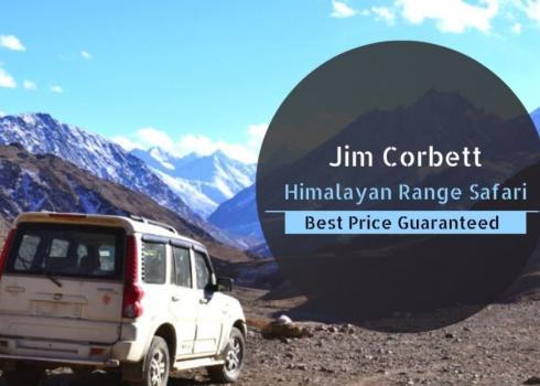 Jim Corbett Himalayan Range Safari