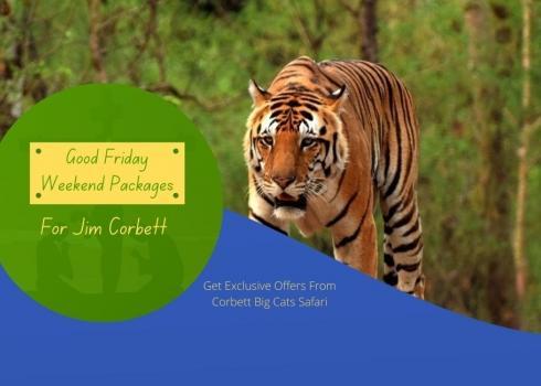 Jim Corbett Good Friday Weekend Packages