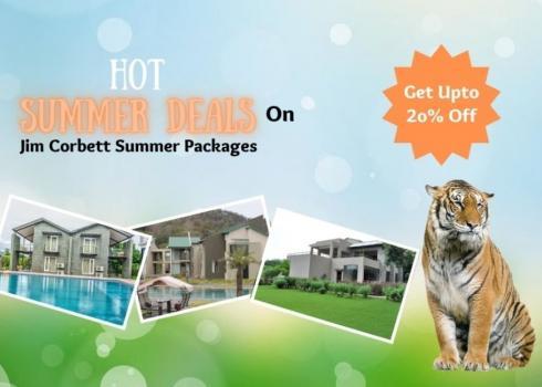 Jim Corbett Summer Packages