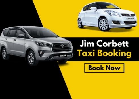 Jim Corbett Taxi Booking