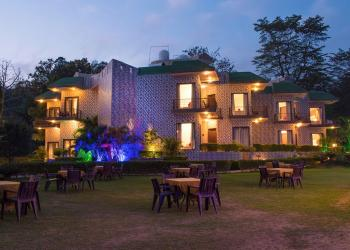 Hotels in Jim Corbett, Best Resorts in Jim Corbett