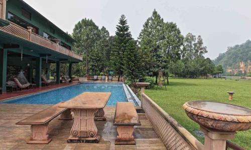 Corbett Riverside Resort - By Aahma