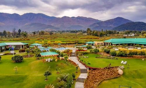 Corbett The Baagh Resort