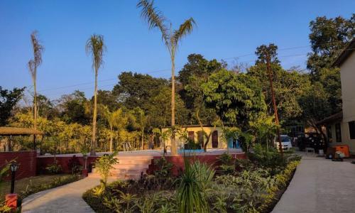 Corbett Tiger And Trees Resort