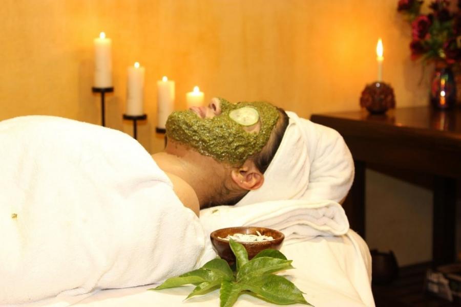 Aaahan Herbal SPA
