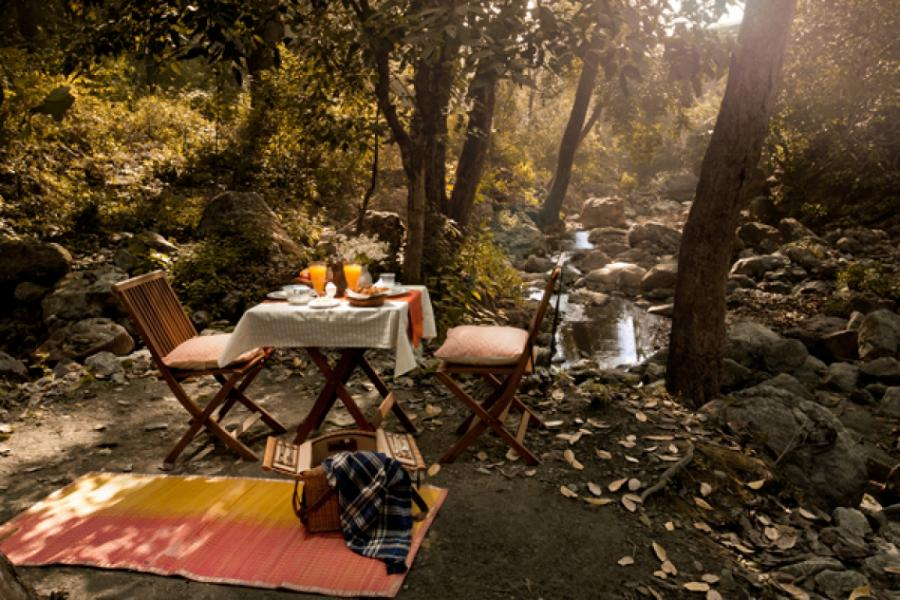 Rangers Reserve Jungle Lunch