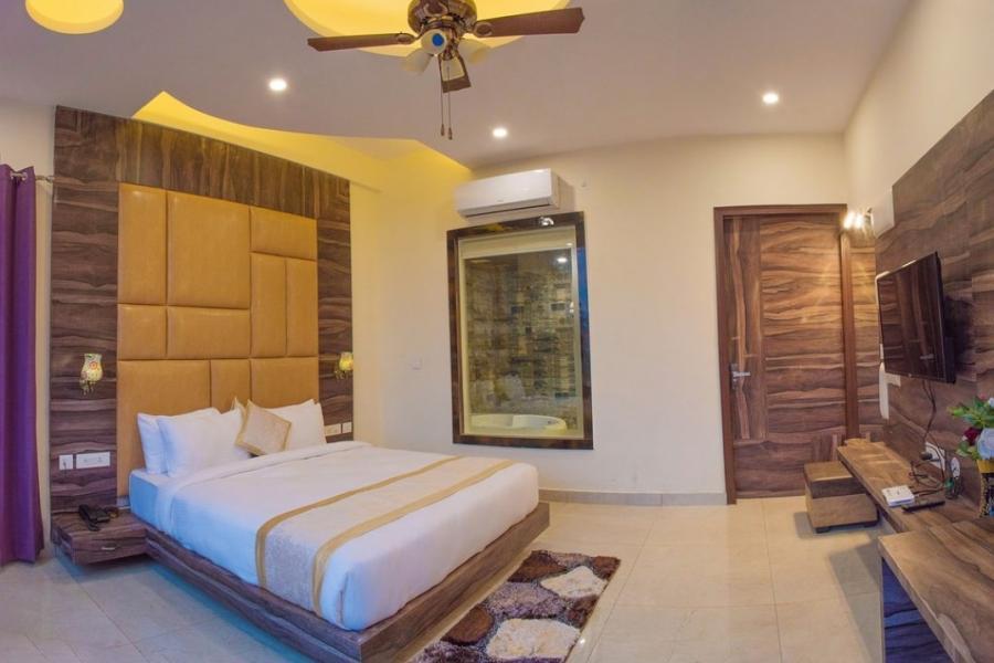 The Darien Resort Executive Room
