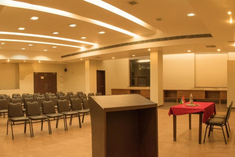 wild exotica conference room
