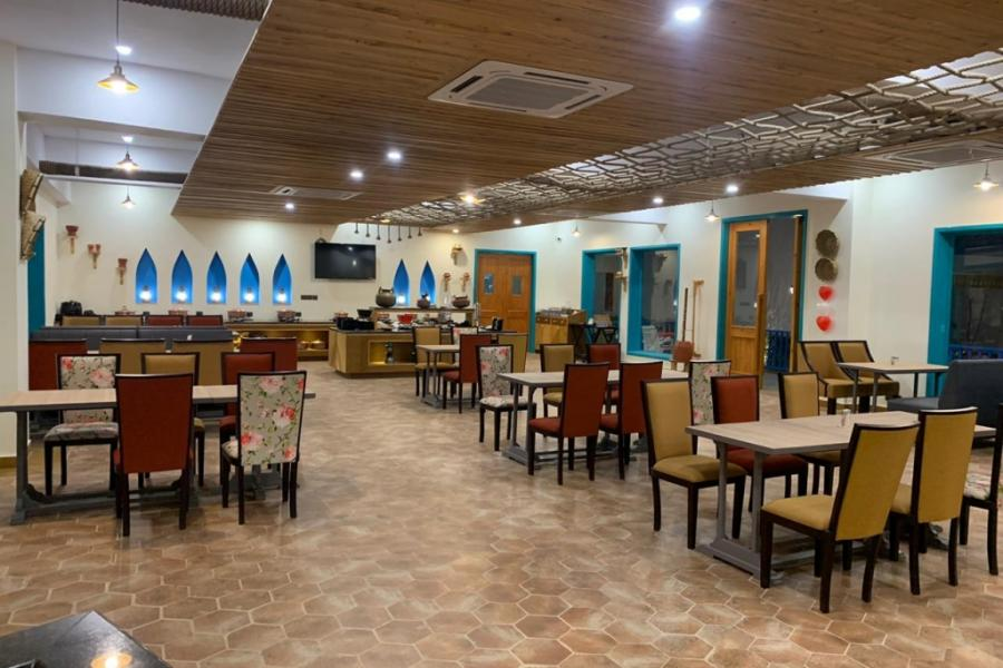 THE BAAKHLI RESTAURANT
