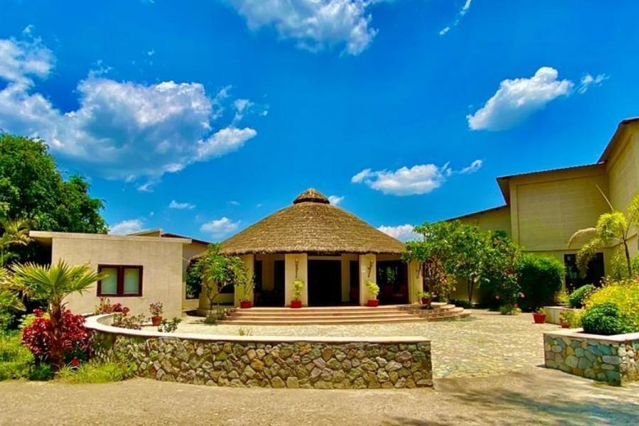 Alaya Resort Kyari Reception View