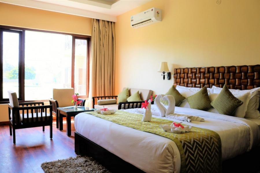 Alaya Resort Attic Room