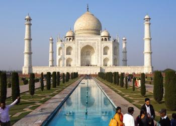 Delhi - Agra - Jim Corbett Tour