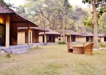 Bijrani Jungle Camp New Year Package