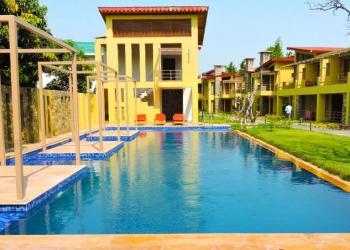 Vasavana Resort Corbett Holi Package
