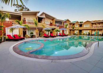 Maulik Mansion Resort Holi Package
