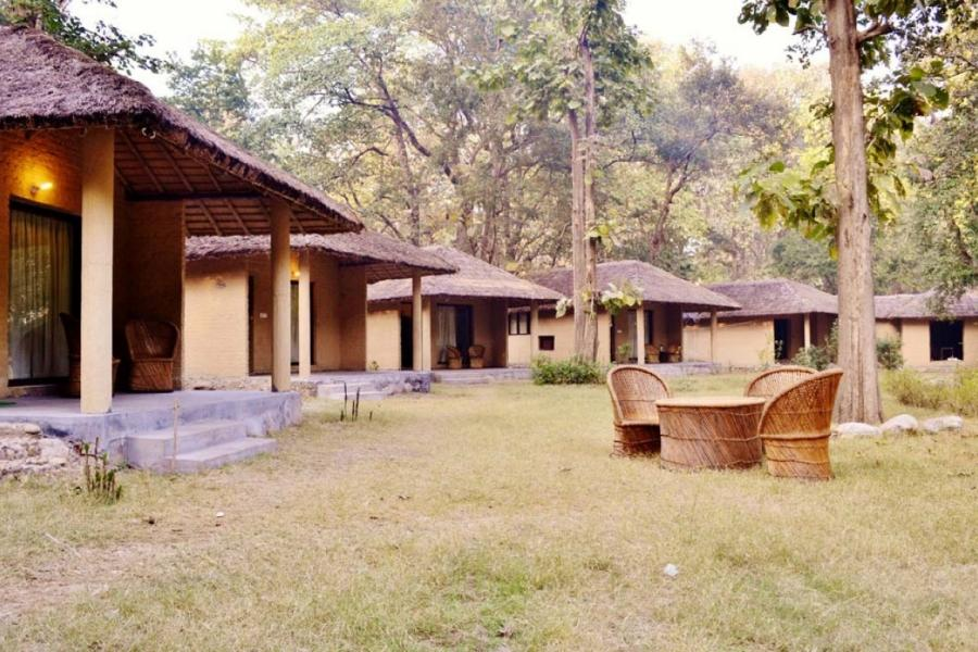 Bijrani Jungle Camp Cottages